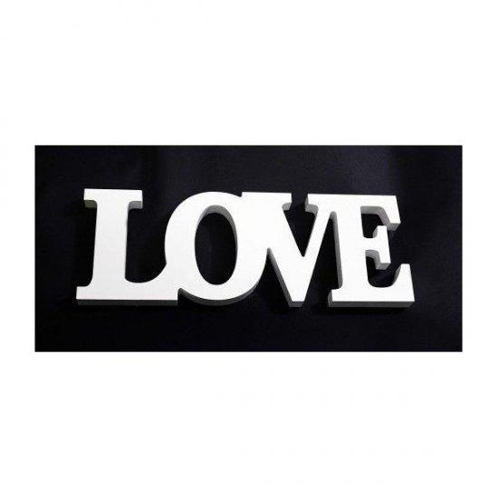 Ornamente Din Lemn Scris Love