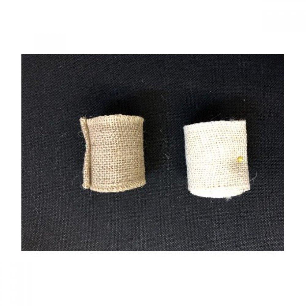 Panglica Din Iuta latime 6cm -2m