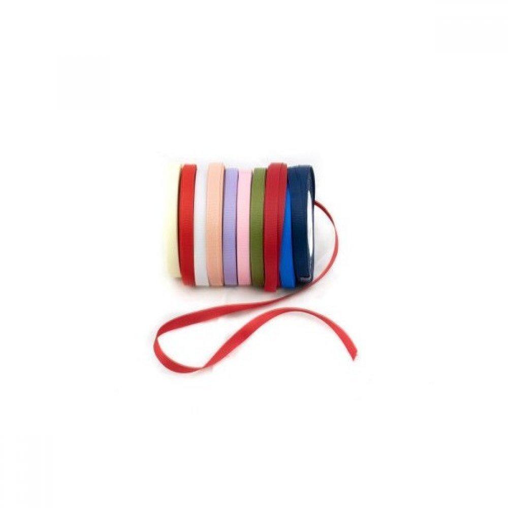 Panglica Textil Rips 1cm/22m
