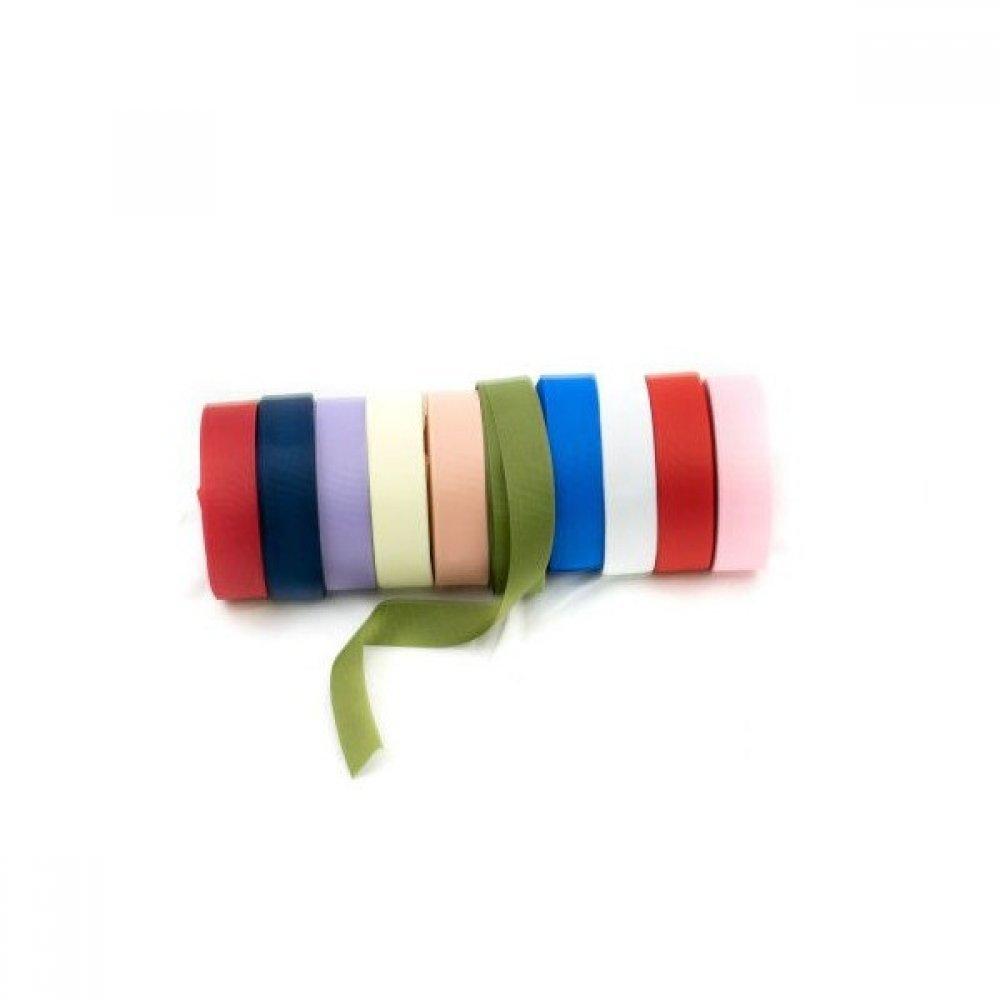 Panglica Textil Rips 2.5cm/22m