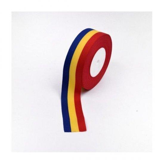 Panglica Tricolor 2.5cm/22m