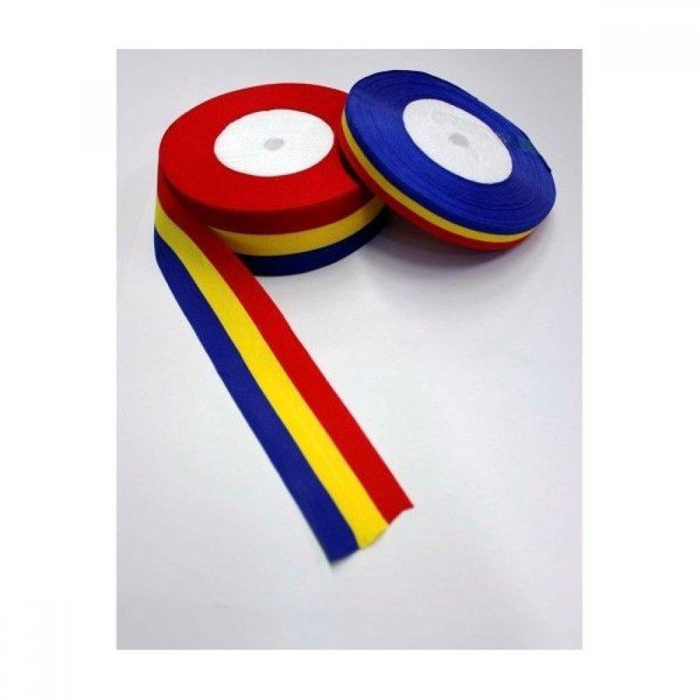 Panglica Tricolor 4 cm/2M