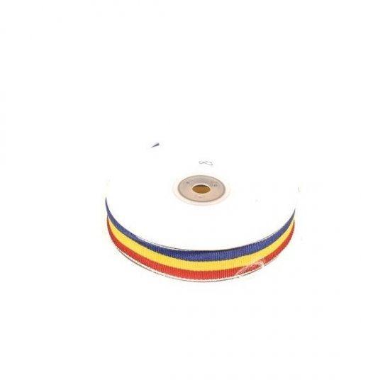 Panglica Tricolor Rips 2cm- 22m