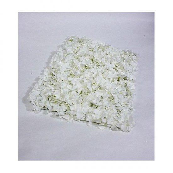 Panou Cu Flori Artificiale Hortensie