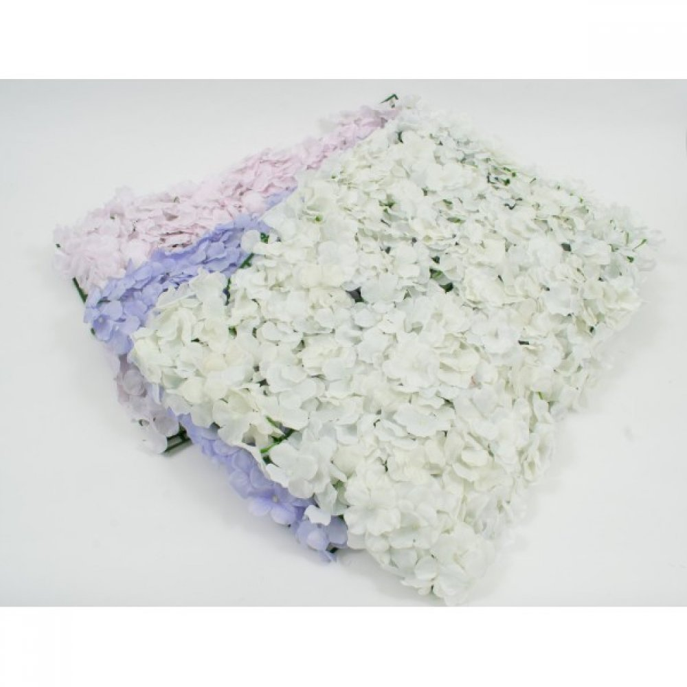 Panou Flori Artificiale Hortensie