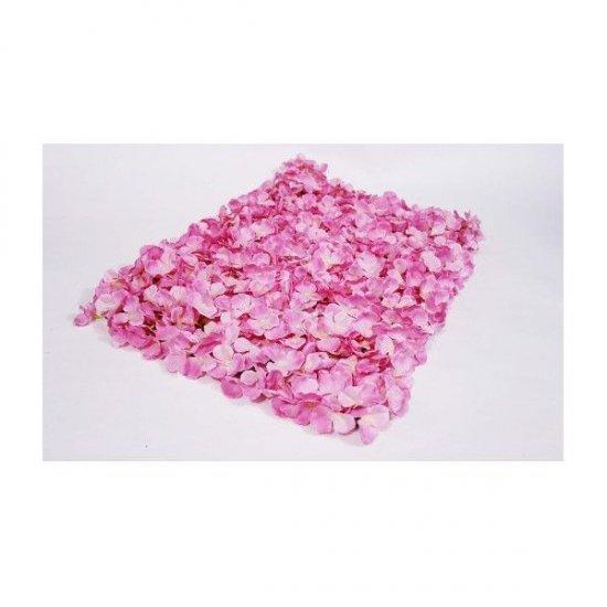 Panou Flori Artificiale Roz 40cm/60cm