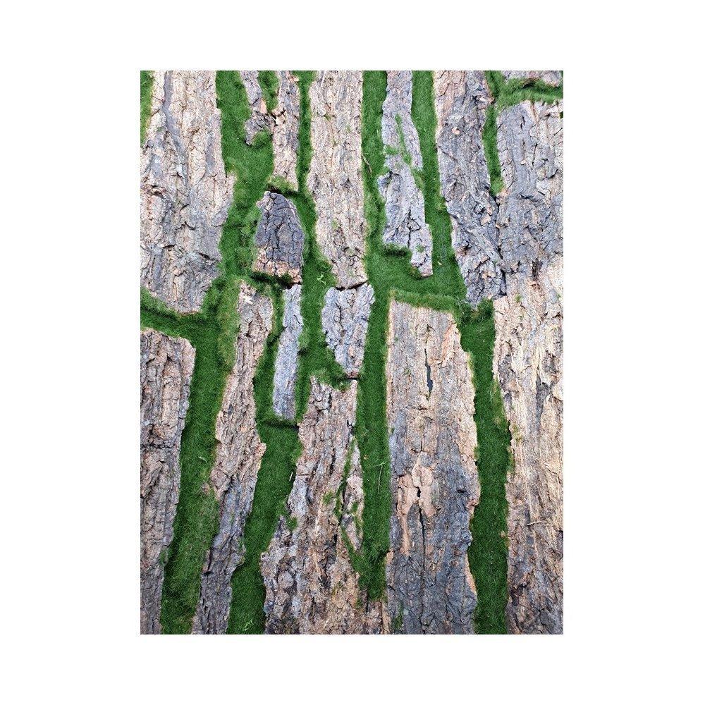 Flori artificiale Panou scoarta Forest Bark
