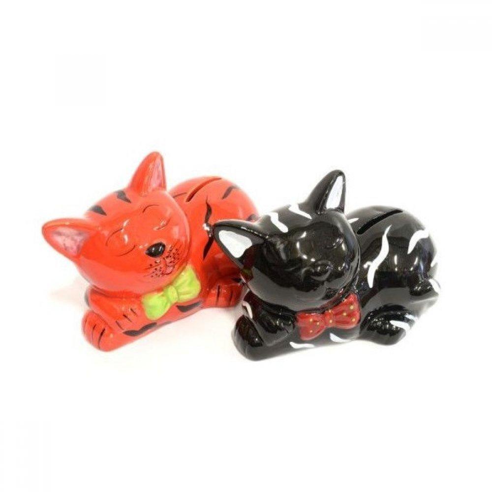 Pusculita Ceramica Pisica