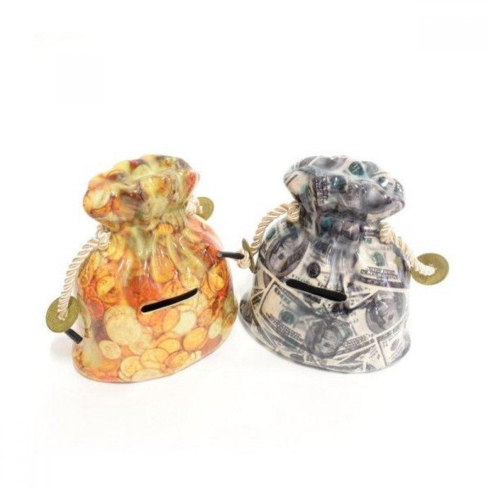 Pusculita Ceramica model Sac