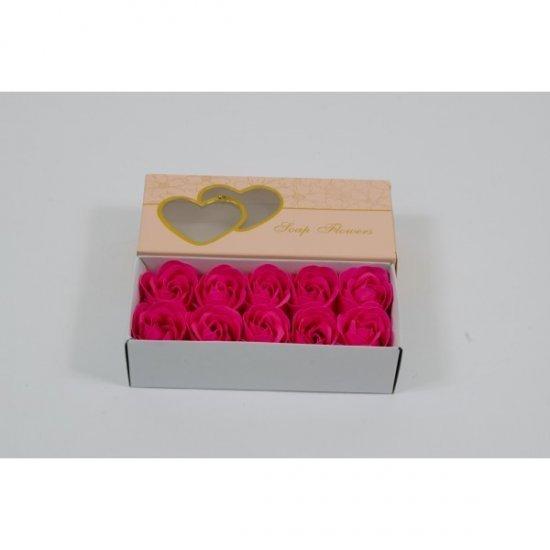 Sapun In Forma De Trandafiri 10/cutie