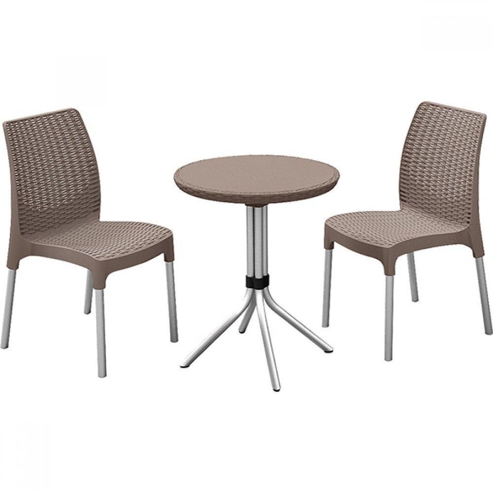 Set mobilier gradina CHELSEA SET Cappuccino