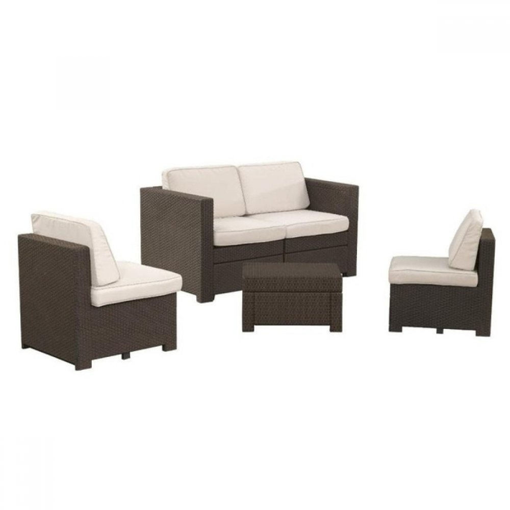Set mobilier gradina Modus Keter, Maro