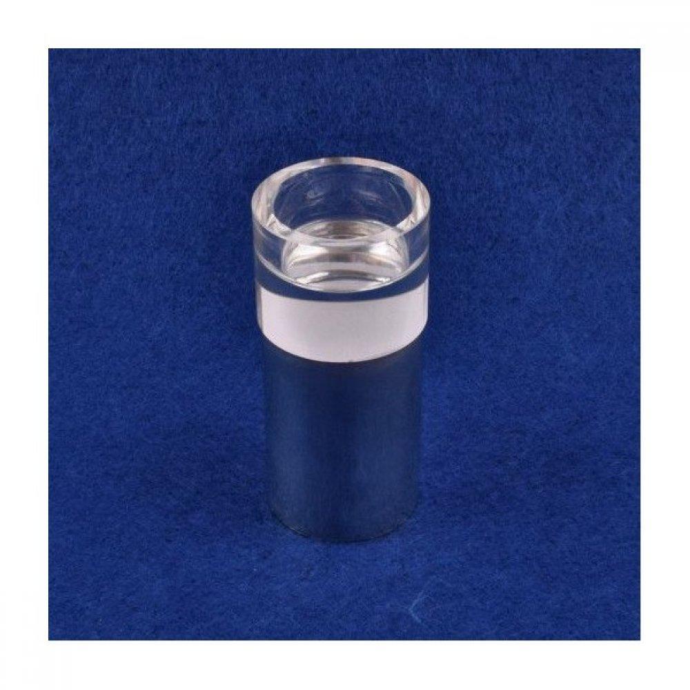 Suport Lumanare Metal Cilindric 14cm