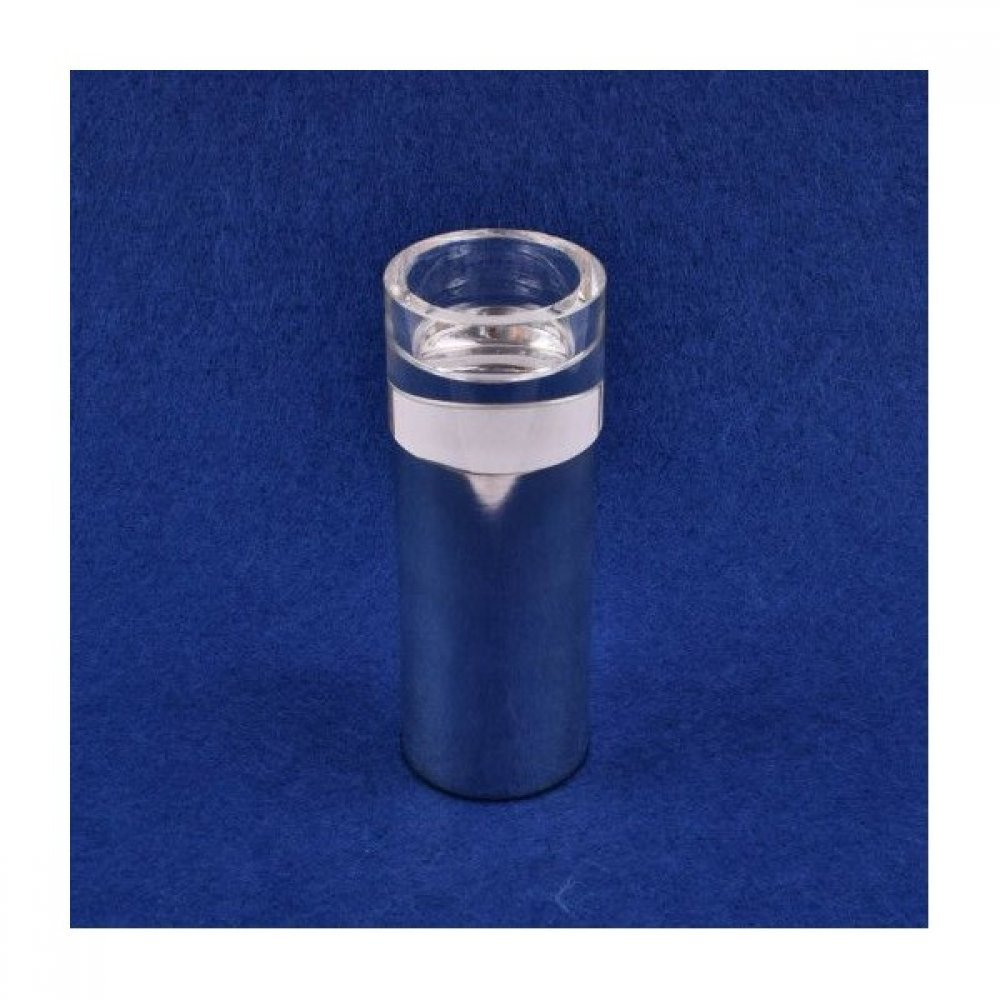 Suport Lumanare Metal Cilindric 17cm