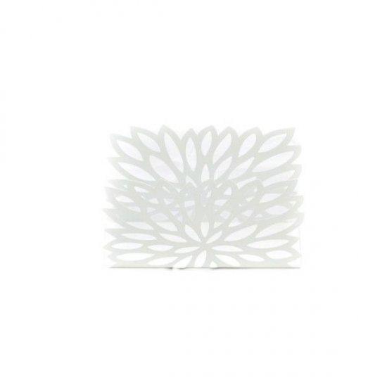 Suport Metal Pentru Servetele Dreptunghiular Frunze