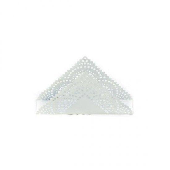 Suport Metal Pentru Servetele Forma Triunghiulara