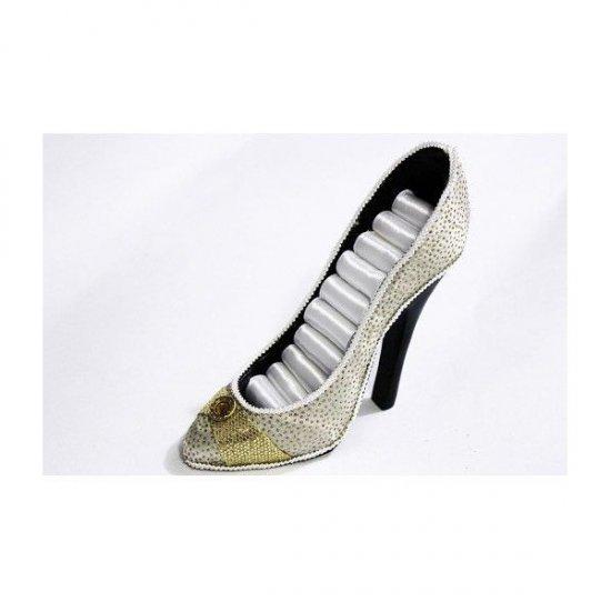 Suport Pentru Bijuterii In Forma De Pantof Simplu