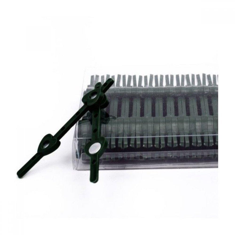 Suport Plastic Pentru Cocarde Cu Magnet 30 buc