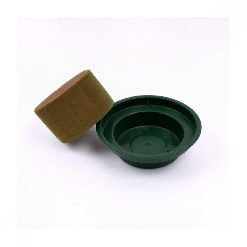 Suport Plastic pentru Burete Rotund