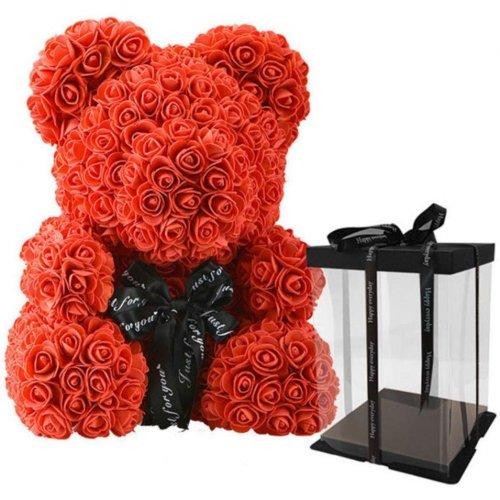Ursulet trandafiri Rosu