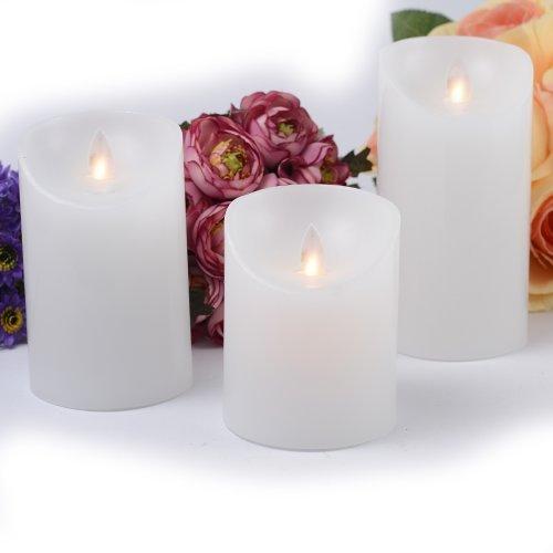 Set lumanari decorative cu led