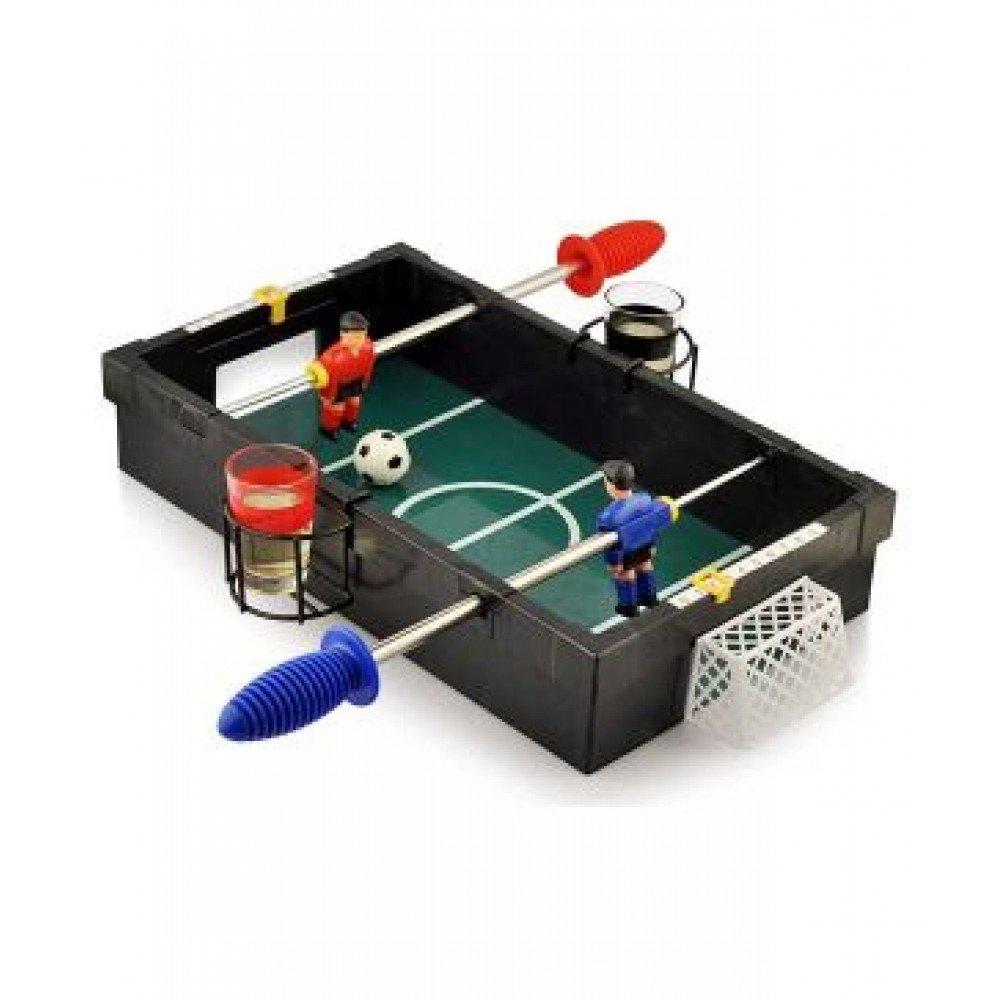 Joc de Masa Mini Fotbal cu 2 Shot-uri