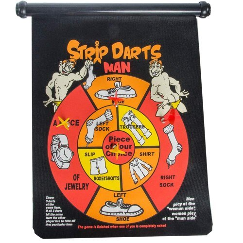 Joc de darts magnetic model amuzant striptease
