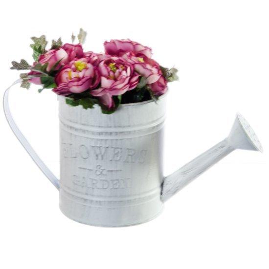 Suport flori sub forma de stropitoare decorativa vintage