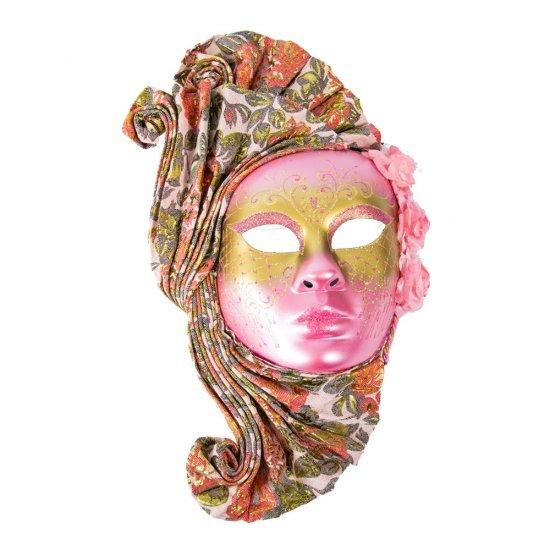 Masca venetiana Mysterious Lady