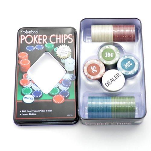 Accesorii pentru poker - poker chips