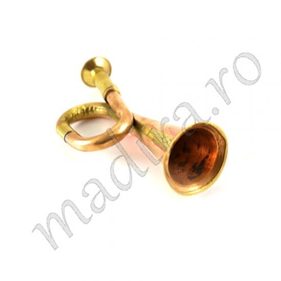 Decoratiune pentru casa - instrument muzical trompeta