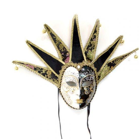 Masca venetiana Poker Face