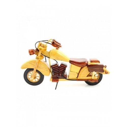 Machete de motociclete din lemn
