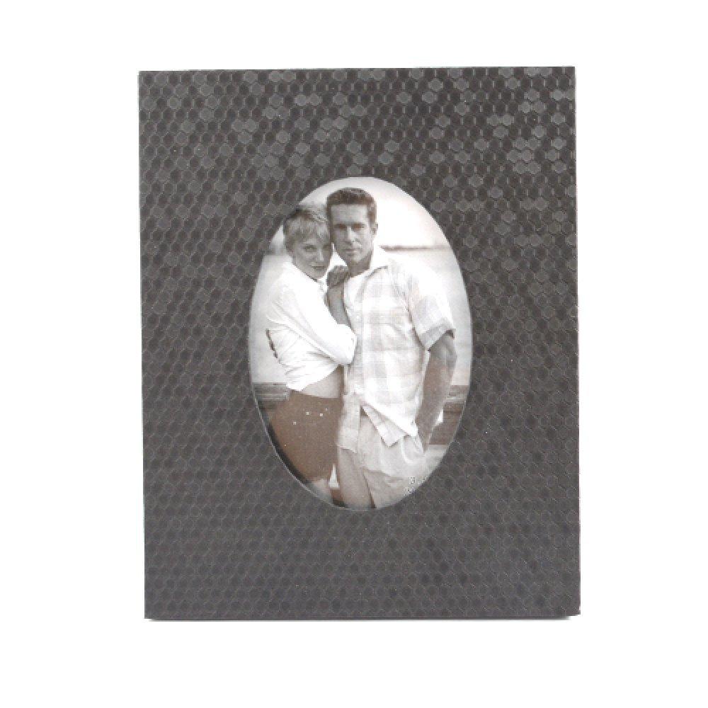 Rama foto cubica neagra